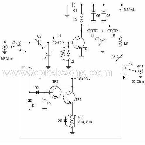 Rf Power Meter Power Consumption Meter Wiring Diagram ~ Odicis