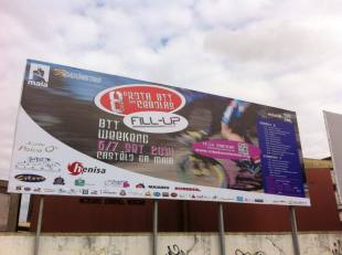 Outdoor do evento.