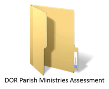 DOR Parish Ministries Assessment icon