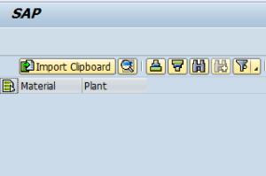 Custom toolbar button demo
