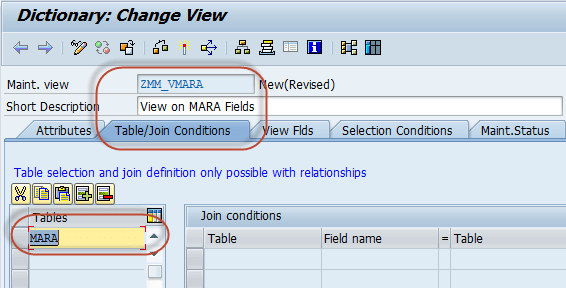 ABAP – Hierarchical View Clusters | Spider's web