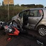 Motociclista morre ao tentar ultrapassar carro em Ilha Solteira, SP