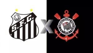 Santos x Corinthians ao vivo