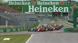 GP do Canadá Formula 1