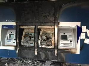 incêndio em agência bancária em Rio Preto