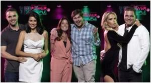 Daniel e Mariana x Lucas e Camila x Taty e Braga