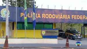 motorista bêbado é preso na base da Polícia em Marília