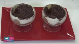 Tiramisu de Laranja e Café
