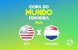 Estados Unidos x Holanda