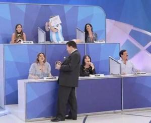Programa Silvio Santos 22/09/2019