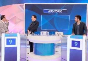 Programa Silvio Santos 20/10/2019