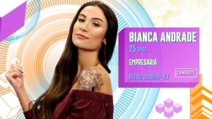 Bianca Andrade BBB20