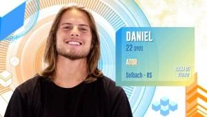 Daniel Casa de Vidro BBB20