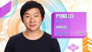Pyong Lee é participante do BBB20