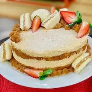 Torta Bem-Casado