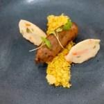 Linguiça de Cordeiro e Salada de Batata