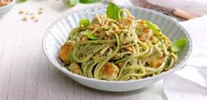 Linguini ao Pesto