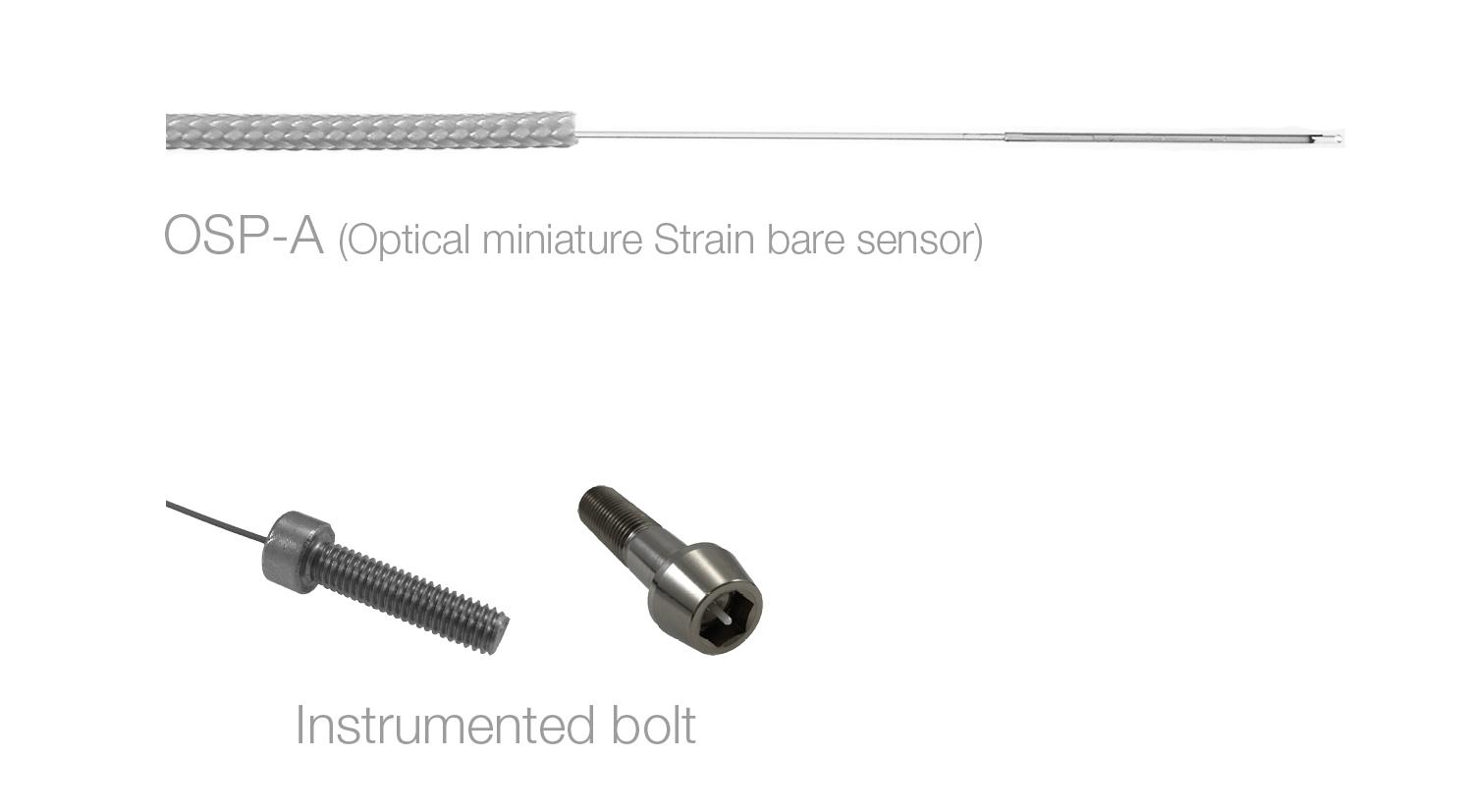 Osp A Fiber Optic Strain Sensor Probe And Transducer