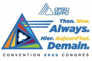 Image result for opseu convention 2020
