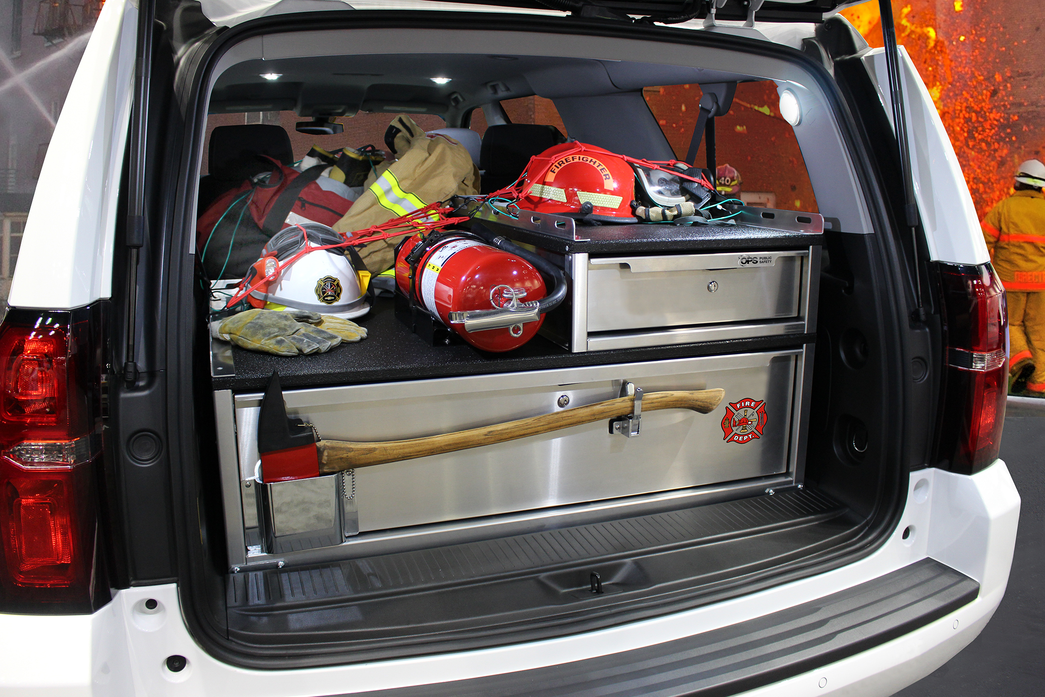 First Response Storage Solutions  OPS Public Safety