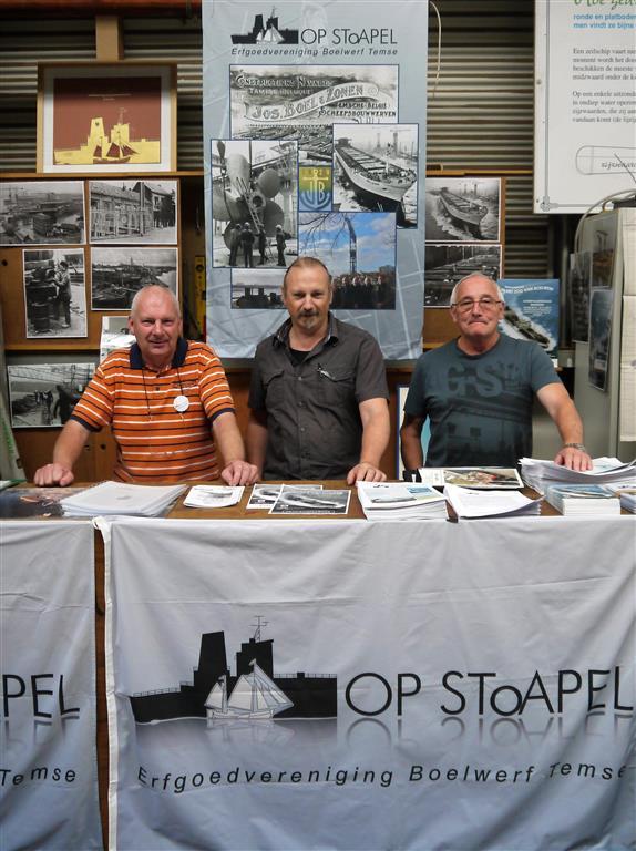Evenementen Op Stoapel