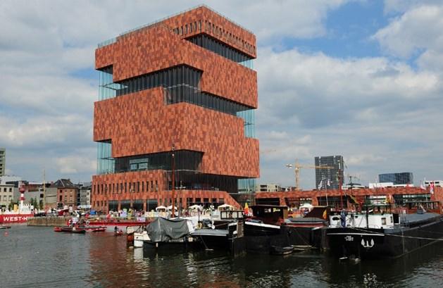 MAS, museum aan de stroom Antwerpen