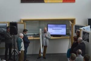 Eddy Van Grevelinge vertelde hoe de maquette van Boelwerf tot stand kwam
