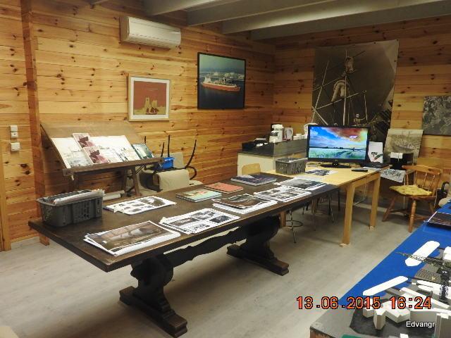 Tentoonstelling in Stuurhut