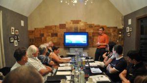 Voordracht op 9 juni in wijnbar De Correctie voor mensen uit de toeristische sector.