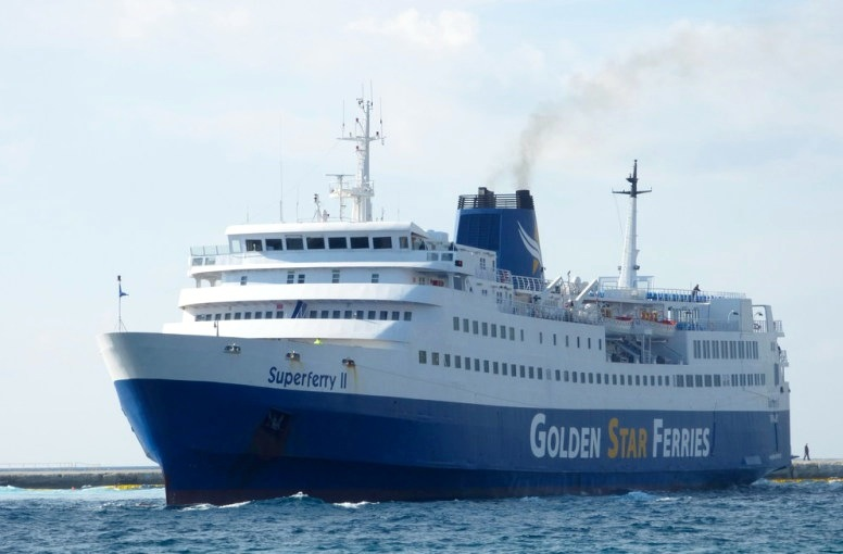 Liefdesverklaring vanwege Kapitein Elias Verveniotis