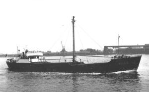 De Nellie-kustvaarder