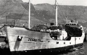 Zeehaan-Zuid Afrika
