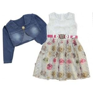 Летние платья на девочку 1-15 лет