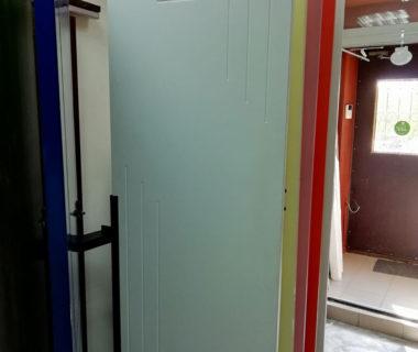 Дверь окрашенная по каталогу RAL