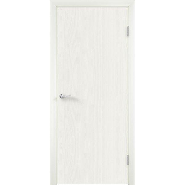 Дверь облицованная пластиком CPL (глухая, лиственница)