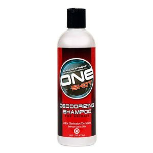 BEST SHOT ONE SHOT DEODORIZING SHAMPOO