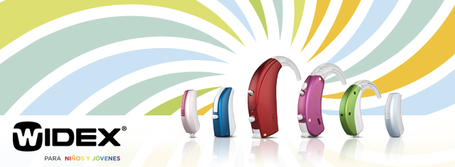 Audífonos Widex 1