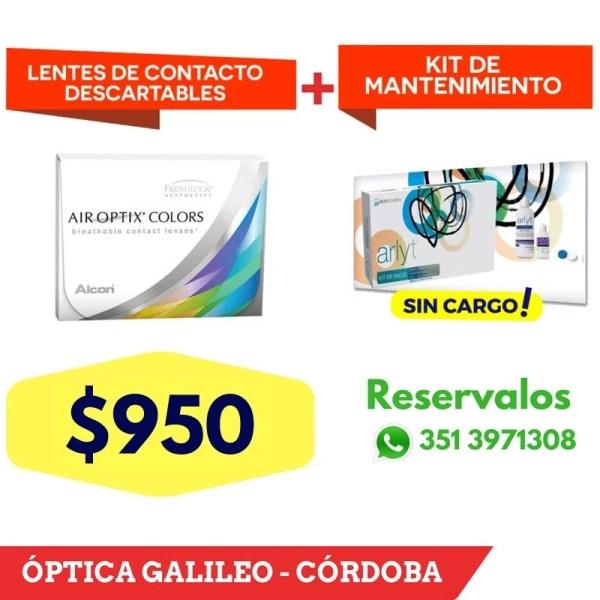 Air Optix Colors – Lentes de Contacto descartables color lentes de contacto descatables color air optix cordoba