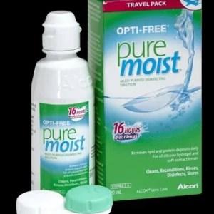 Opti Free Pure Moist  x 120 ml pure moist