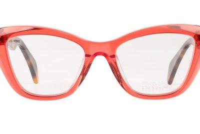 Glasses Eye Cat Style LA ROUGE by Raval Eyewear-Óptica Gran Vía Barcelona