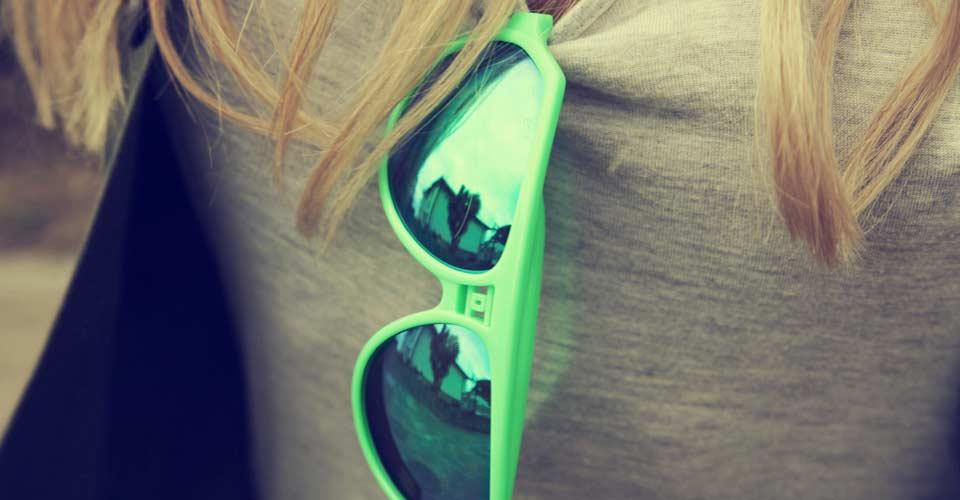 El 90% de las gafas de mercadillo no protegen de los rayos solares 0EL REFERENTE – 19-09-2011