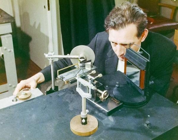 Bernard Fairchild