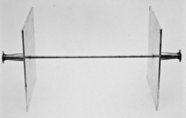 George Hockham's microwave rod in a resonator