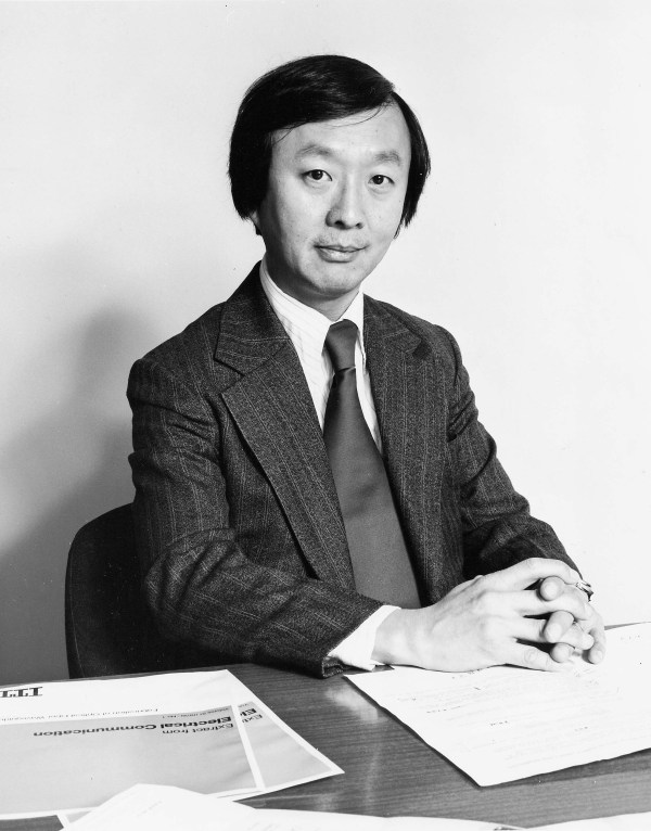 photo of Charles Kao