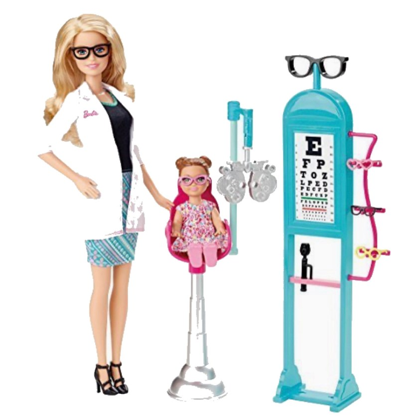 optometrist barbie