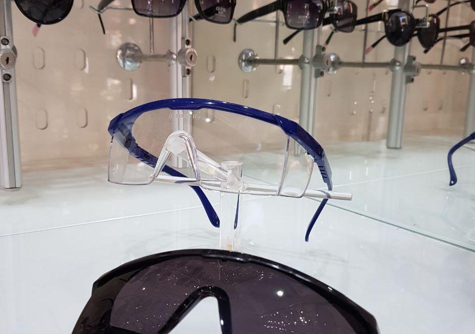 Gafas de Protección de Sol Homologadas Medop