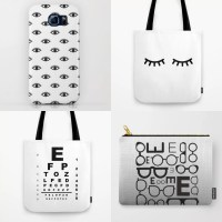 Society6 Eyeglasses gifts