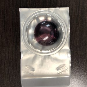 Activated Transitions Contact Lenses
