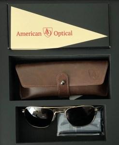 American Optical 2020 packaging
