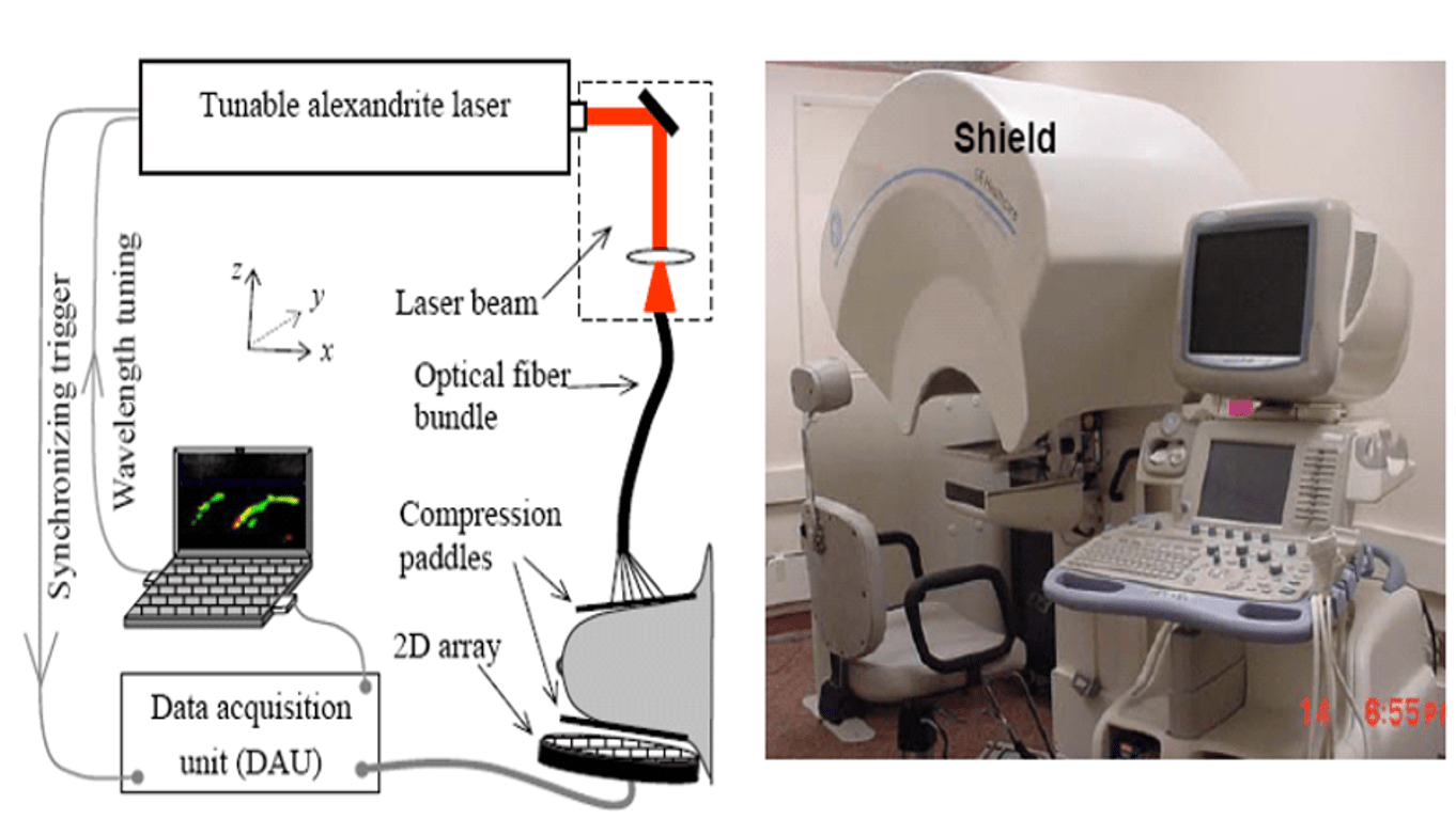 Photoacoustic imaging of breast cancer  Optical Imaging Laboratory